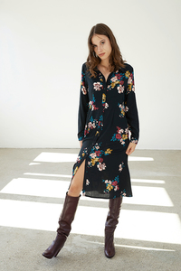 Kleid Daisy aus Viskose - ME&MAY
