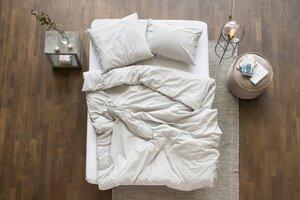 Bettdeckenbezug Baumwolle - Inga Tropfen 135x200 cm - #lavie