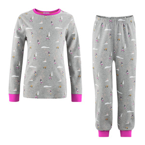 Living Crafts Kinder Schlafanzug Hazel reine Bio-Baumwolle - Living Crafts