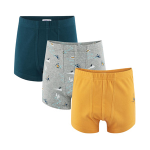 Living Crafts Jungen Pants 3er-Pack Haddock Bio-Baumwolle - Living Crafts