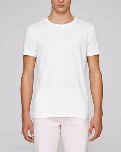 3er Pack Basic T-Shirt Weiß u.Schwarz für Damen u.Herren, Mehrfachpack - YTWOO