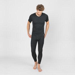 kaspar - thermo t-shirt aus 75% baumwolle (kbA) und 25% polyester (recycelt) - erlich textil