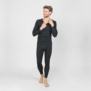 jakob - thermo langarmshirt aus 75% baumwolle (kbA) und 25% polyester (recycelt) - erlich textil