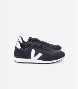Damen Sneaker - SDU Flannel -  Dark White Natural - Veja