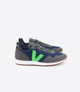 Sneaker Herren - SDU Rec B-Mesh - Nautico Granny Black - Veja