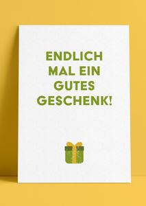 Wunschbetrag Gutschein ab 10€ - Ein gutes Geschenk - Avocado Store