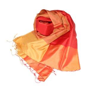 JOY Edler Schal aus handgewebter Seide - Schönes aus Indochina