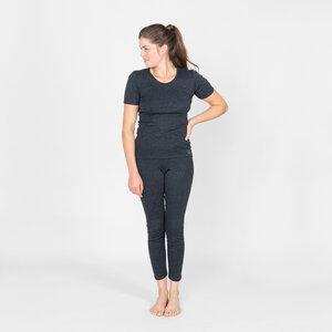liesbeth - lange thermohose aus 75% baumwolle (kbA) und 25% polyester (recycelt) - erlich textil