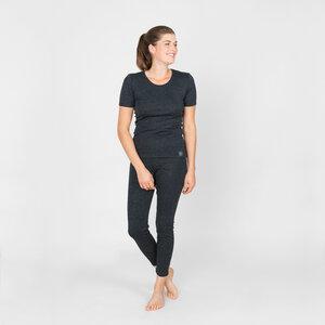 lore - thermo t-shirt aus 75% baumwolle (kbA) und 25% polyester (recycelt) - erlich textil