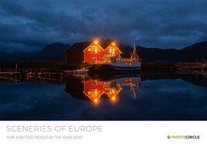 Fotokalender 2020 - Sceneries of Europe - Photocircle