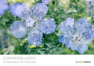 Fotokalender 2020 - Sommerblumen - Photocircle
