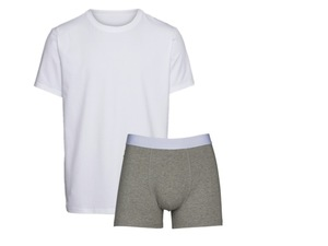 Unterwäsche Set - T-Shirt und Boxershorts  - KnowledgeCotton Apparel