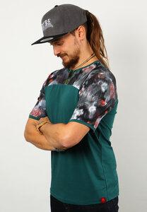 Männer T-shirt Salmiak - Die rote Zora