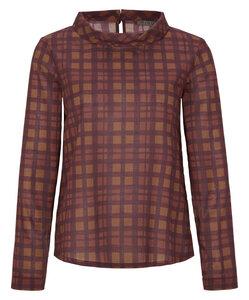 Bluse aus Bio-Baumwolle GOTS zertifiziert von minu by LANA - Lana naturalwear