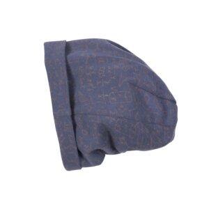 nOeser Mütze Alienblau - nOeser