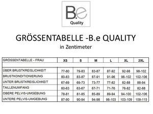 Rollkragenshirt Langarm - Biologische Pima Baumwolle - B.e Quality