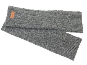 SILKROAD Strick Armstulpen für Damen - Pulswärmer aus 100% Lammwolle - Silkroad - Diggers Garden