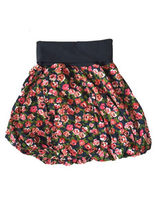 Ballonrock Corina Rosengarten - Lana naturalwear
