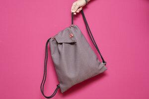 """Turnbeutel/Backpack für Damen aus der Serie """"laboum Winteredition"""" - udo couture"""