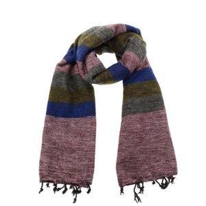Pina - breiter Schal /Schaltuch aus Nepal - gestreifte Varianten - MoreThanHip