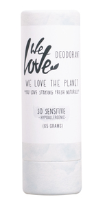 Deostick So Sensitive - We love the planet