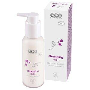 ECO Reinigungsmilch mit OPC, Q10 und Hyaluron - eco cosmetics
