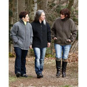 Der Walker Damen / Herren Walk-Jacke Alaska - Saling Naturprodukte