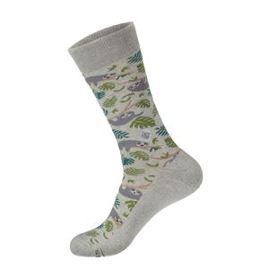 Socken, die Faultiere retten - Conscious Step