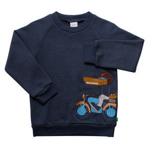 Fred's World Kinder Sweat-Shirt Crocodile - Fred's World by Green Cotton