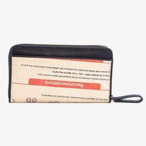 Recycling Portemonnaie - Geldbeutel Red  - Elephbo