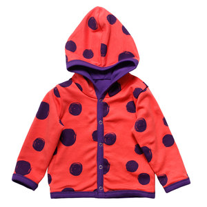 Baby / Kinder Wendejacke - Fred's World by Green Cotton