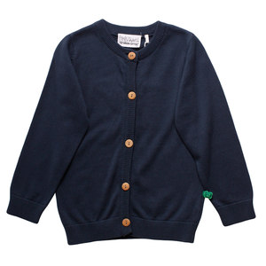 Fred's World Kinder Strick-Jacke Space - Fred's World by Green Cotton