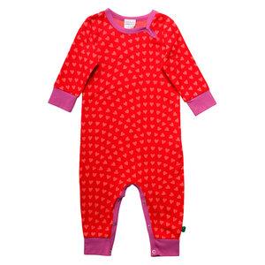 Baby / Kleinkinder Schlafanzug Heart - Fred's World by Green Cotton