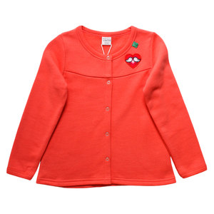 Mädchen Sweat-Cardigan - Fred's World by Green Cotton