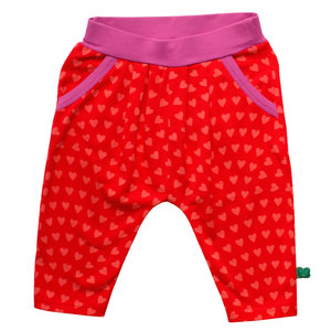 Baby / Mädchen Hose Heart - Fred's World by Green Cotton