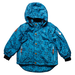 Baby / Kinder Funktions-Jacke Polyester/Recycled Schadstofffrei - Fred's World by Green Cotton