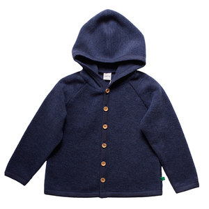Kinder Fleece-Jacke - Fred's World by Green Cotton