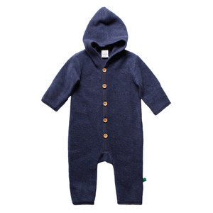 Fred's World Baby Fleece-Overall Bio-Wolle - Fred's World by Green Cotton