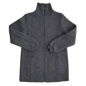 der Walker Damen Walk-Jacke Bergamo Schurwolle - Saling Naturprodukte