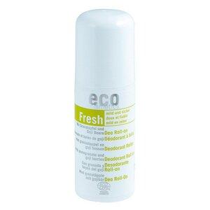 ECO Deo Roll-on mit Granatapfel und Goji Beere - eco cosmetics