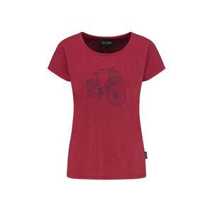 recolution Damen T-Shirt Dutchbike reine Bio-Baumwolle  - recolution