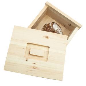 Brotkasten aus massivem Zirbenholz - 4betterdays