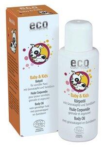 ECO Baby & Kids Öl mit Granatapfel und Sanddorn - eco cosmetics