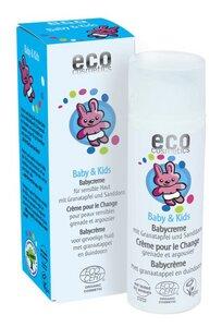 ECO Baby & Kids Creme mit Granatapfel und Sanddorn - eco cosmetics