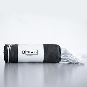 B TOWEL - Hands & Face - B Yoga
