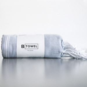 B TOWEL - Full Body - B Yoga