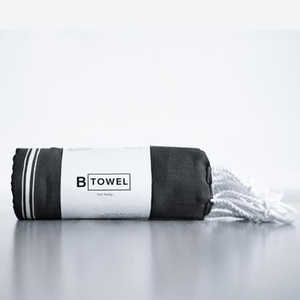 B TOWEL - Full Body - B Yoga