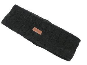 SILKROAD Stirnband  mit Zopfmuster - Headband aus 100% Lammwolle - Silkroad - Diggers Garden