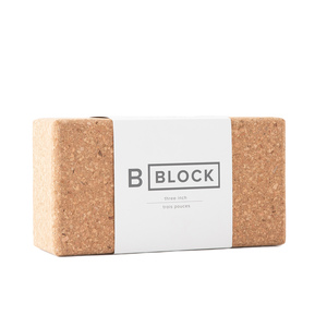B BLOCK - Kork - B Yoga