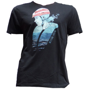 Seenotretterin Herren Recycled Organic T-Shirt - MISSION LIFELINE